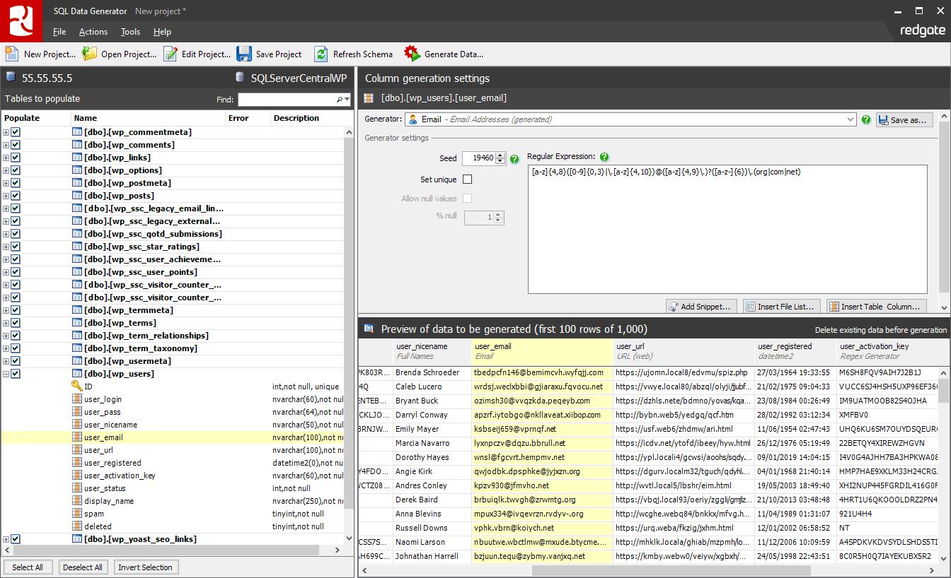 Microsoft sql case study