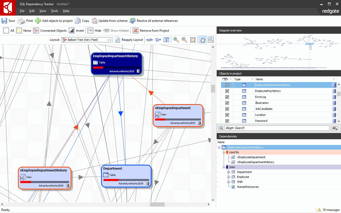 Sql Dependency Tracker See Sql Server Object Dependencies